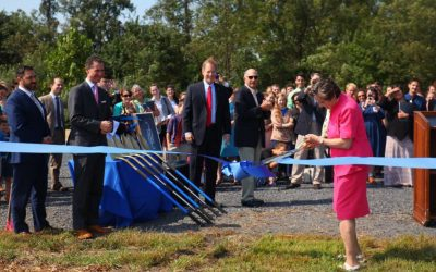 College Breaks Ground on New Chapel