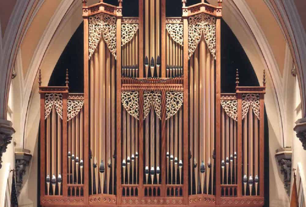 Kegg Pipe Organ Builders