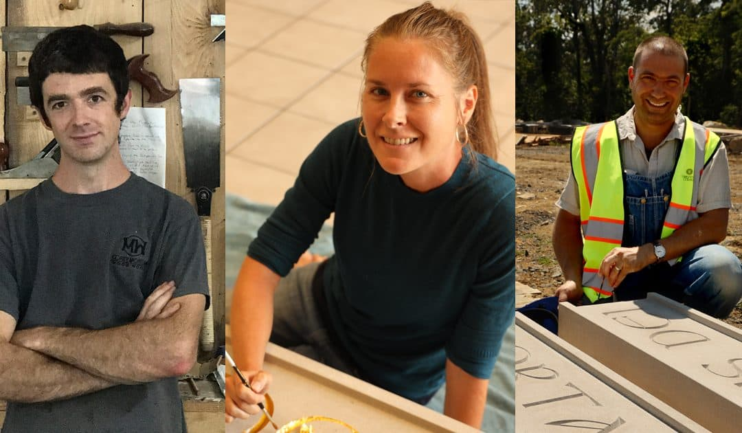 Alumni Artisans Contribute to New Christ the King Chapel